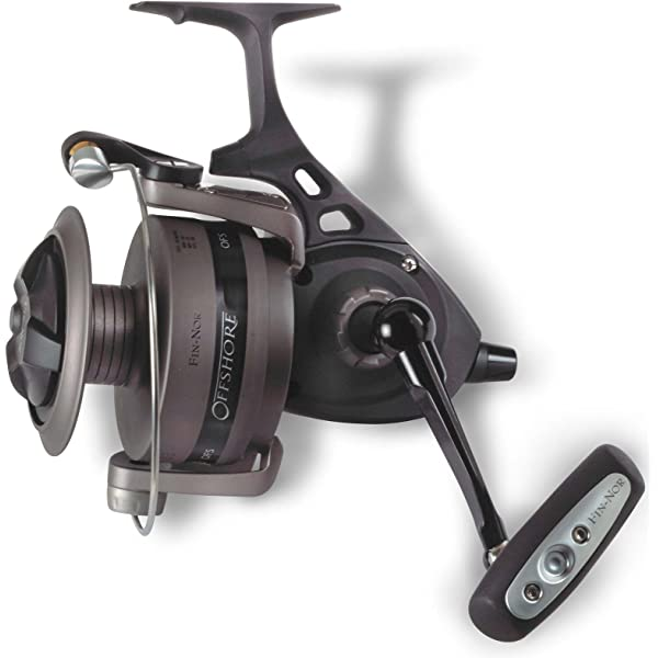 Fin-Nor Carrete Null Offshore Spinning Null - 1070, 490m in 45/100 ...