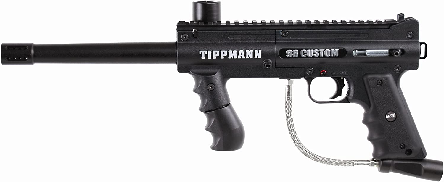 6. Tippmann 98 Custom Platinum Series