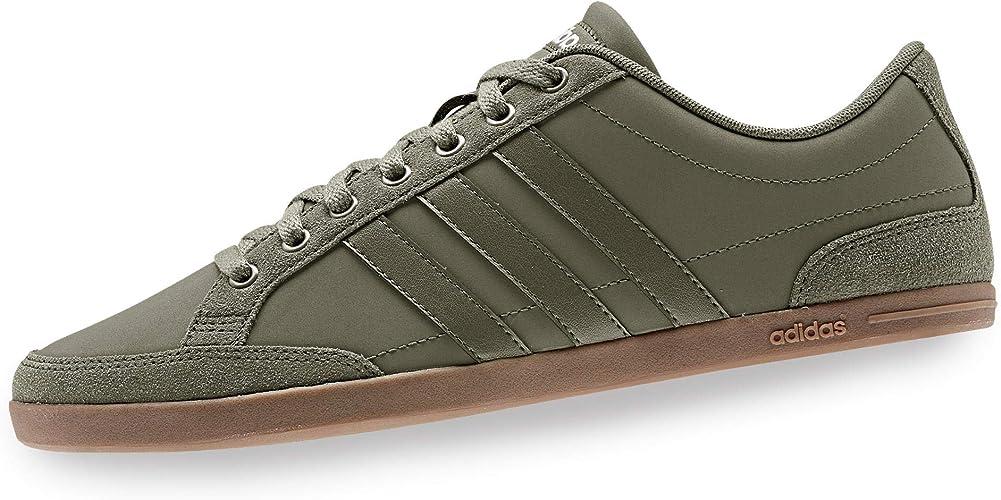 calendario intercambiar Automáticamente  adidas Caflaire Trainers - Mens - Khaki: Amazon.co.uk: Shoes & Bags
