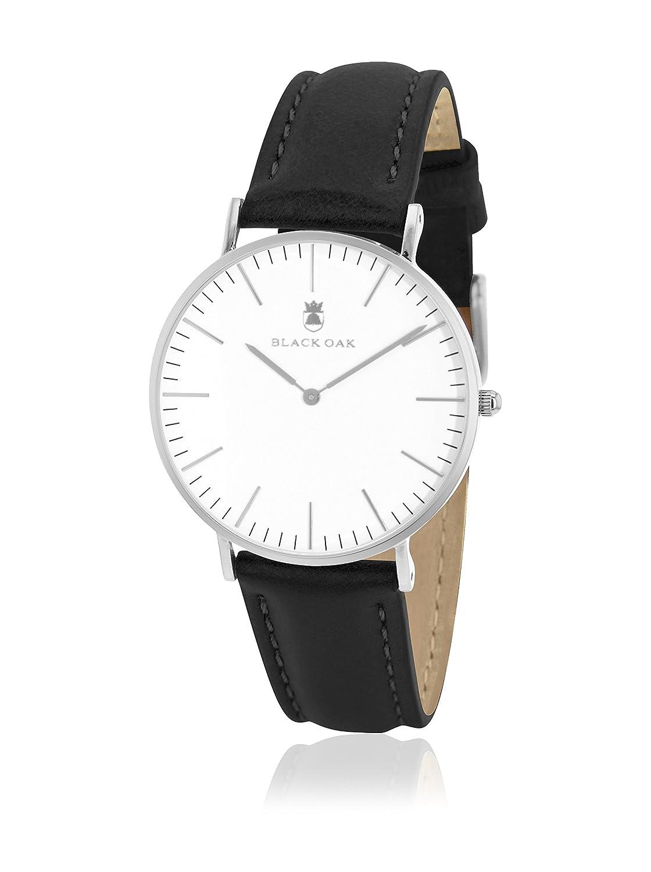 BLACK OAK -  -Armbanduhr- BX57903-001W_SILVER