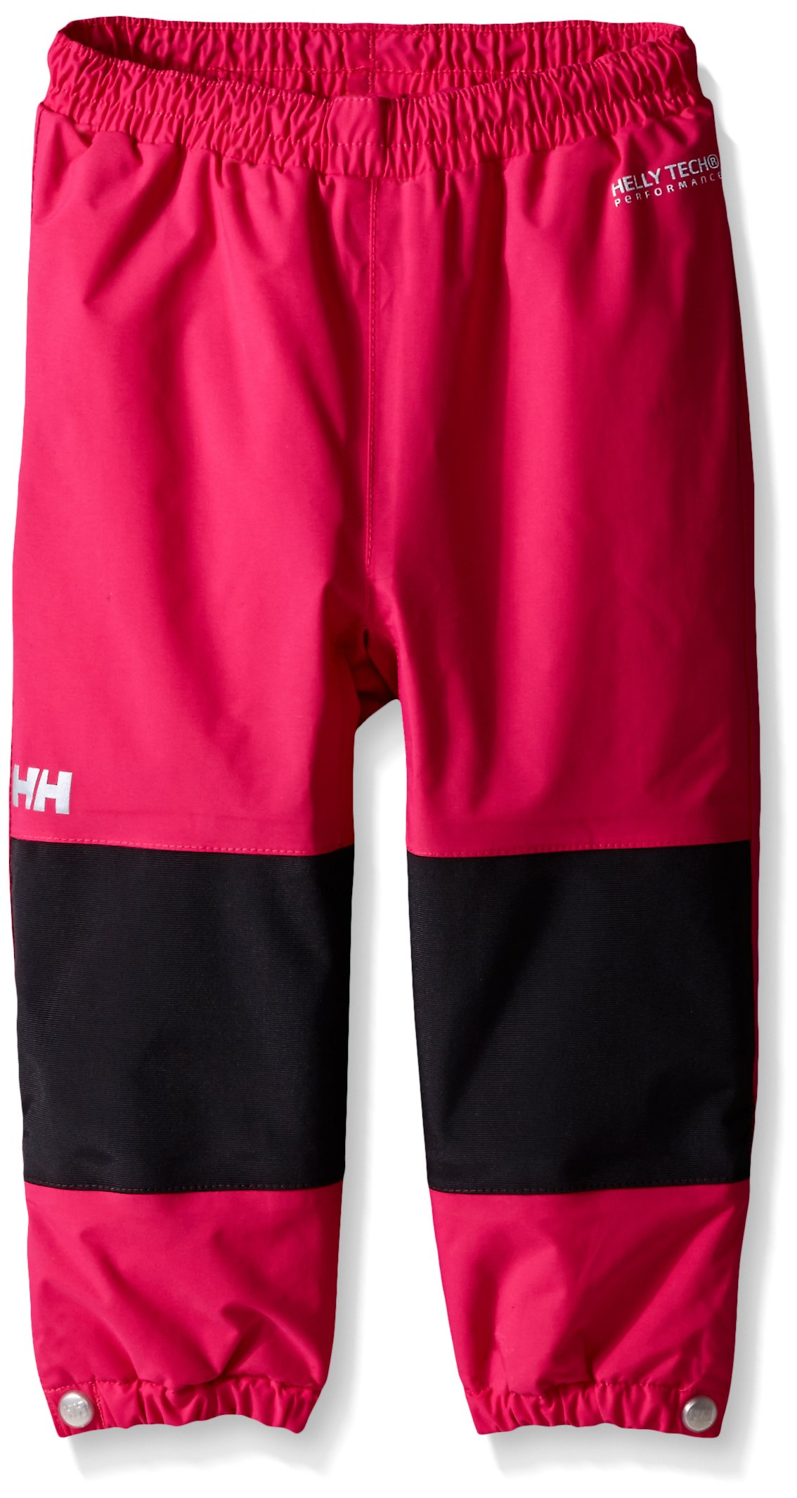 Helly Hansen Kids Rider Insulated Pants, Dazzling Rose, 6