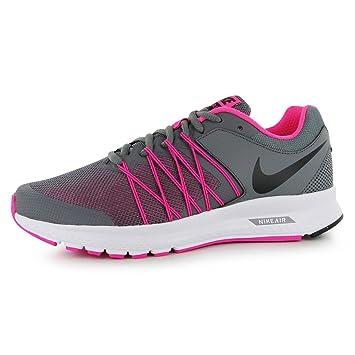 the best attitude ba218 b3504 Nike Air Relentless 6 Running Schuhe Damen grauschwarzpink Run  Sportschuhe Sneakers,