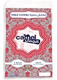 Camel Table Cover, 5 Rolles, 90X80 cm, Clear