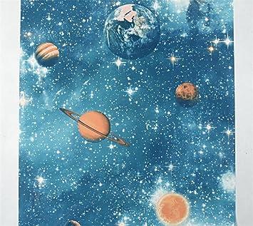 Star Planet Wallpapers / Weltraum Planeten kosmische Decke Tapete ...