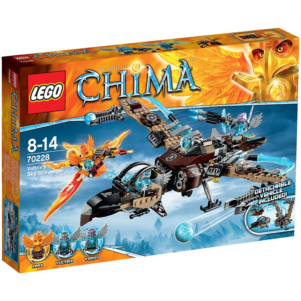 Top 9 Best LEGO Chima Sets Reviews in 2020 9