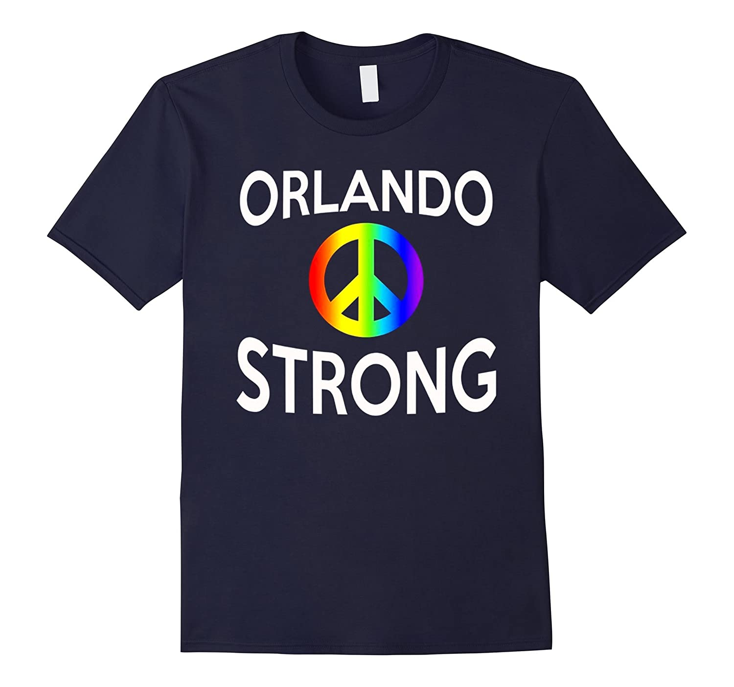 Orlando Strong - Gay Pride - Pray For The World T Shirt-BN