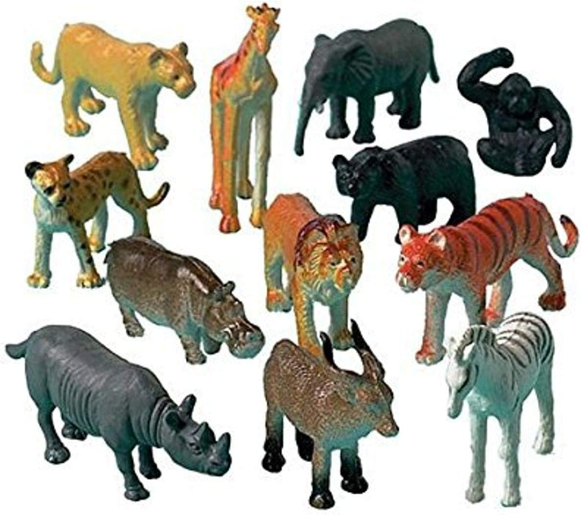 amscan Sea Animal Figures Party Supplies Party Favor Pack of 12