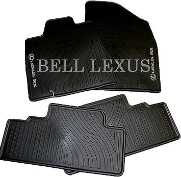 LEXUS Genuine RX350//450h OEM All Weather Cargo Floor MAT Black PT908-48161-20