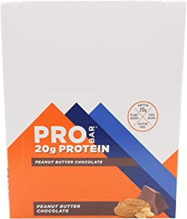 product image for Probar, Bar Base Peanut Butter Chocolate, 2.47 Ounce, 12 Count