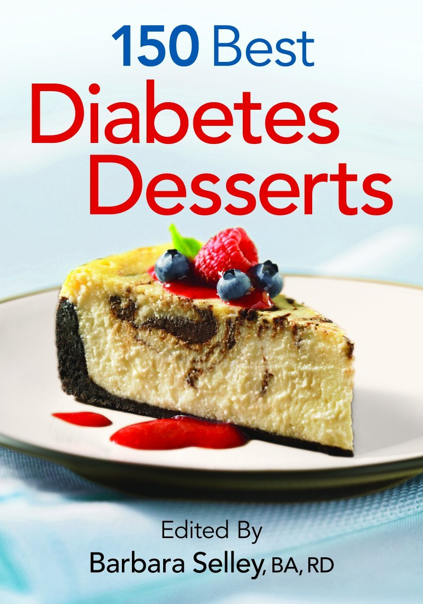 Download 150 Best Diabetes Desserts ebook