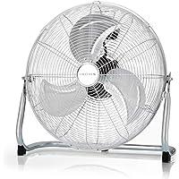 IKOHS EOLUS TURBO - Ventilador de suelo Industrial, 110 W, Potente flujo de aire, Ligero, Ajustable, Con Patas…