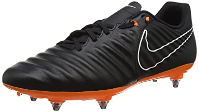 check out 809db 41362 Nike Men s Legend 7 Academy Sg Football Boots, Black White Total Orange 080