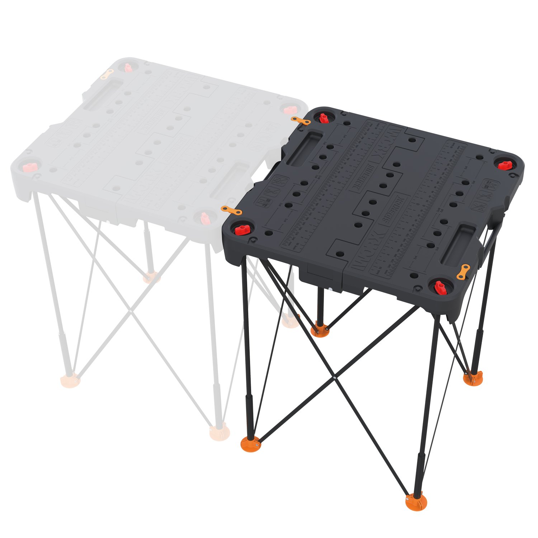 WORX WX066 Sidekick Portable Work Table by Worx (Image #2)