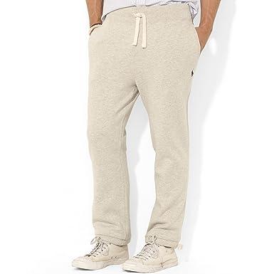 At Men's S Polo Lauren Amazon Fleece Sweatpants Jogging Ralph Pants A35Rc4jLq