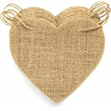 ThxToms DIY Burlap Banner for Wedding Decoration and Party, 15Pcs, 14.5feet