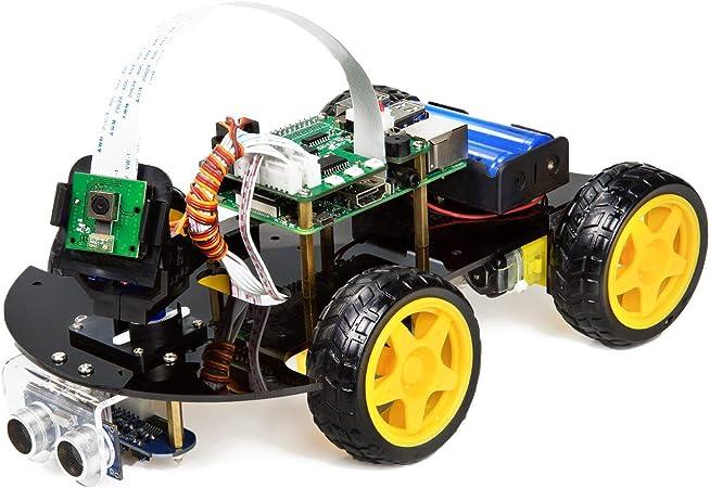 Robot Car Kit For Raspberry Pi