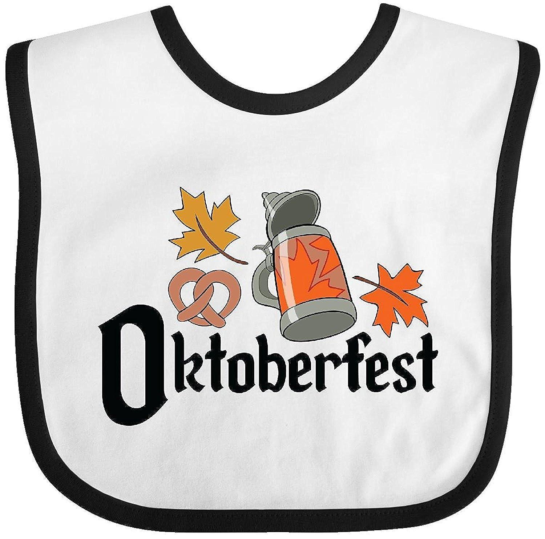 Oktoberfest leaves Baby Bib Cecil Beard rizhaobaifakang