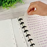 Eagle Discbound Notebook, Customizable