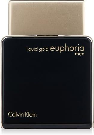 CK EUPHORIA MEN LIQUID GOLD EDP 100 ML: Amazon.es: Belleza