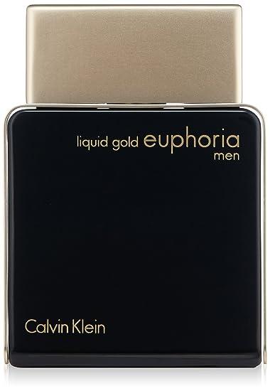 25dee93c9 Liquid Gold Euphoria by Calvin Klein for Men - Eau de Parfum, 100 ml ...
