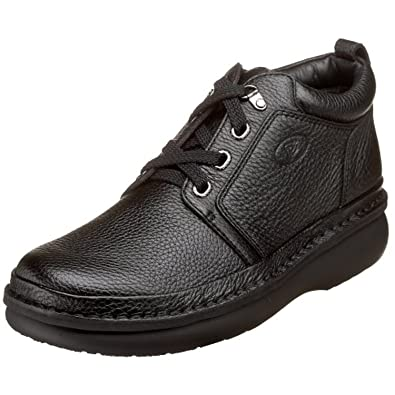 Propet Men's Villager Shoe Black 7 X (3E) & Oxy Cleaner Bundle
