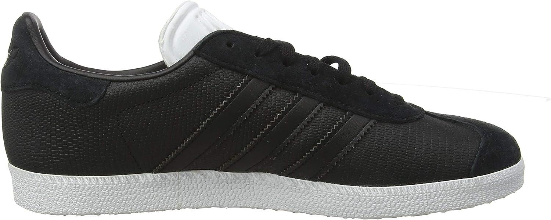 adidas Gazelle W, Chaussures de Gymnastique Femme Noir Negbás Negbás Ftwbla 0
