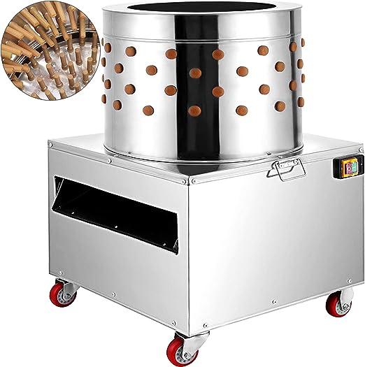 Stainless Steel Poultry De-Feather Machine Chicken Plucker Plucking Machine