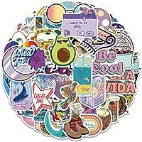 Hysuperfunny Grappige Vsco stickers van vinyl, waterdicht, voor waterfles, voor jonge meisjes, kinderen, fiets…