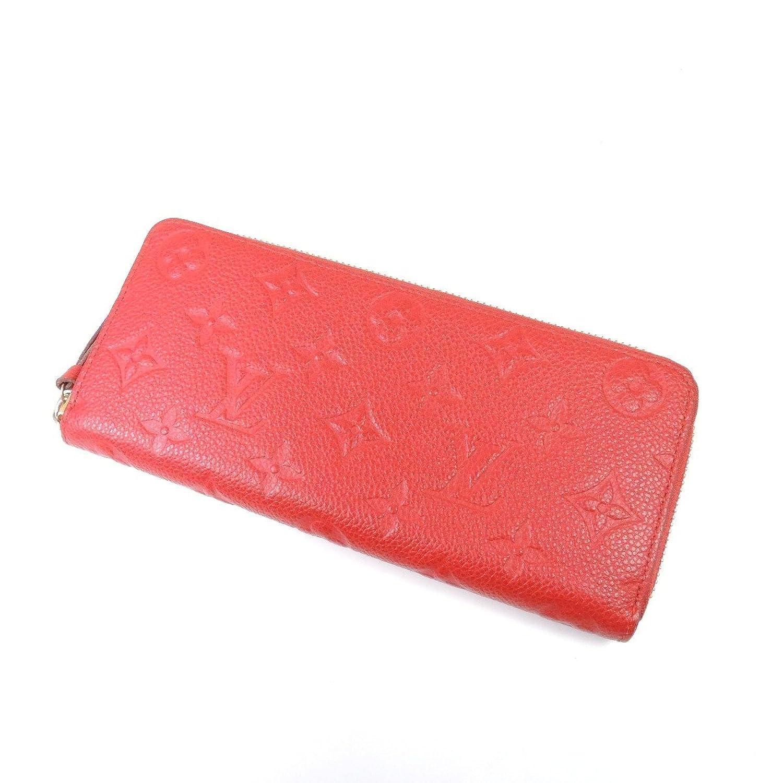 [ルイヴィトン] ポルトフォイユクレマンス M60169 長財布(小銭入れあり) アンプラント レディース B074KHMR1R