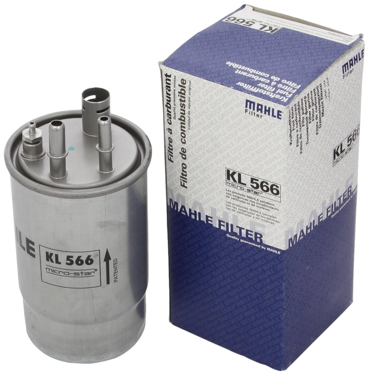 Knecht KL 566 Filtro Motore Mahle Aftermarket GmbH