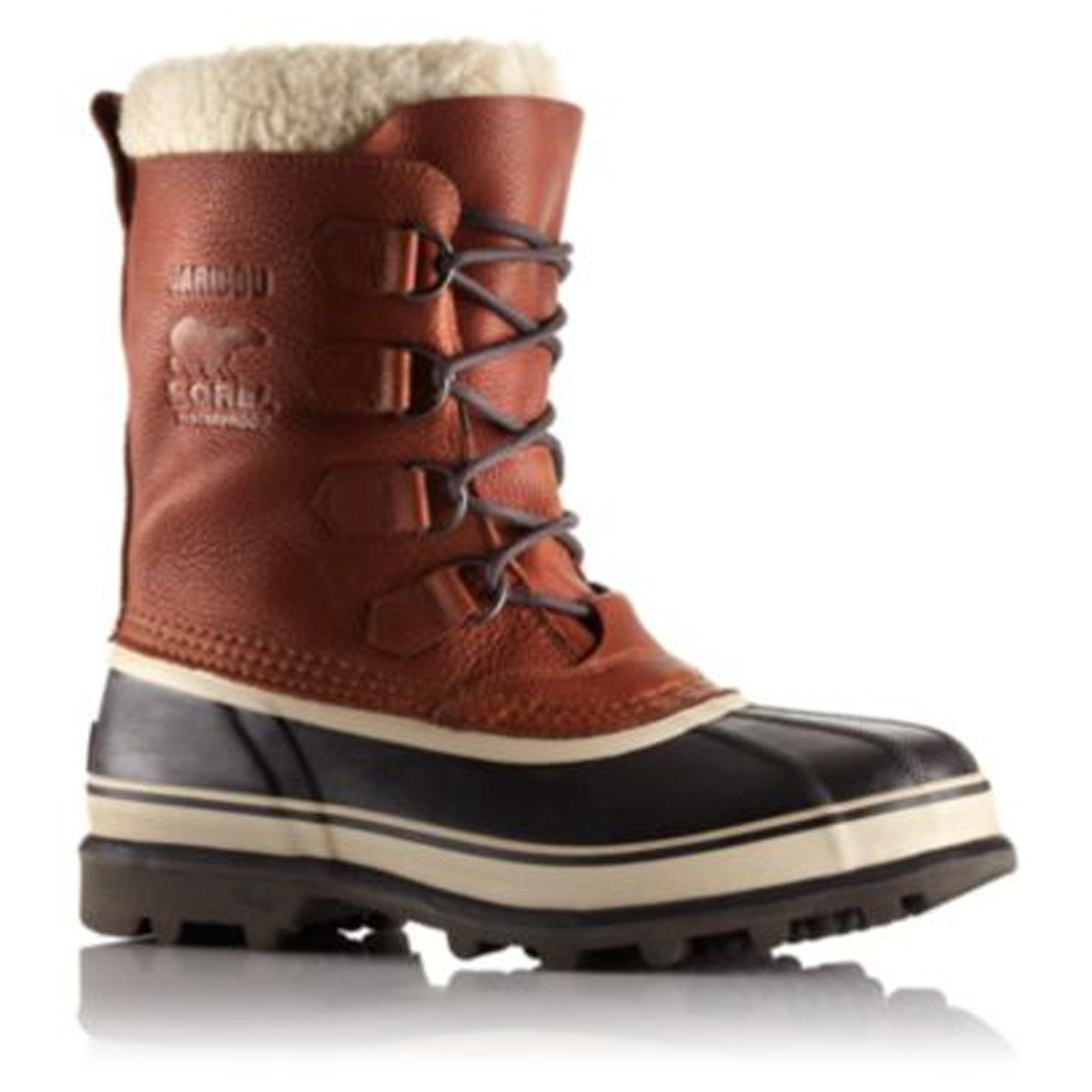 Sorel Men Caribou Wool Boots