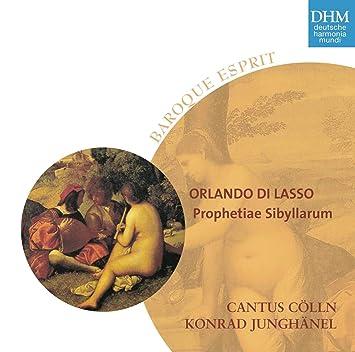 Prophetiae Sibyllarum : O. Lassus: Amazon.es: Música