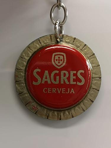 Llavero cerveza Sagres: Amazon.es: Handmade