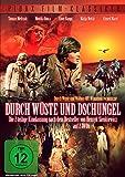 Durch Wüste und Dschungel (Durch Wüste und Wildnis) (Pidax Film-Klassiker) [2 DVDs]