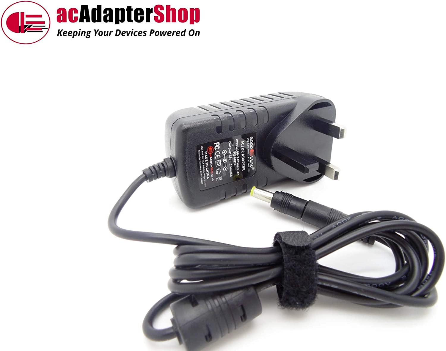 GOOD LEAD Replacement DC 18V Power Supply For Macallister Drill 14 4V COD144V Charger NEW