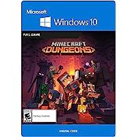 Minecraft Dungeons Standard - PC [Online Game Code]
