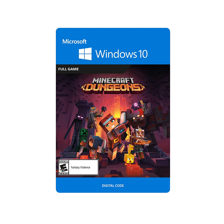 Amazon.com: Minecraft Dungeons Standard - PC [Online Game Code