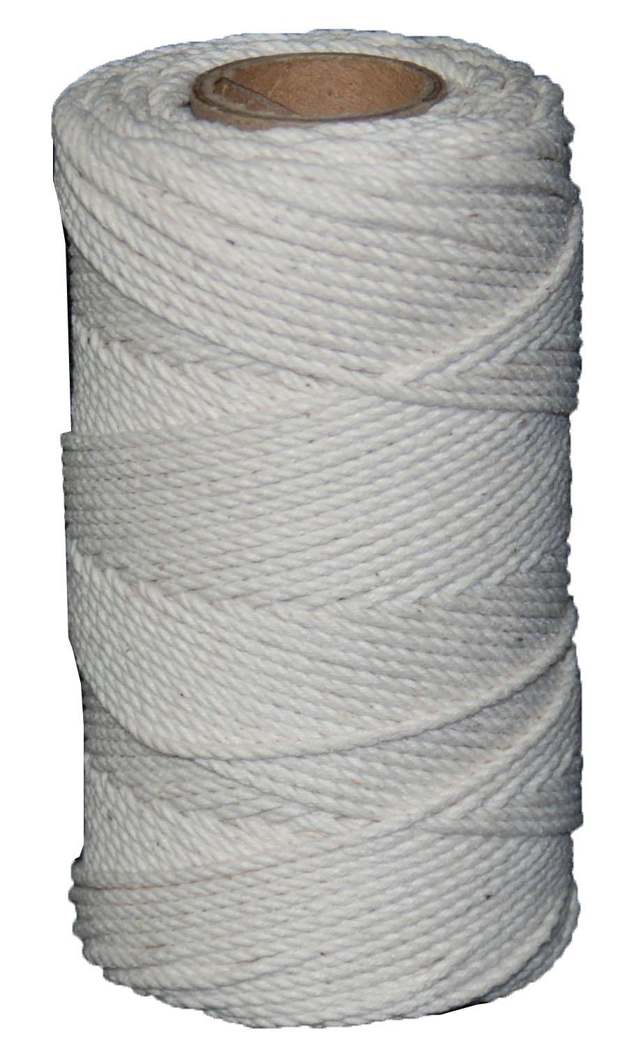 T.W . Evans Cordage 02-182 Number-18 Cotton Seine Mason Line with 275-Feet Tube