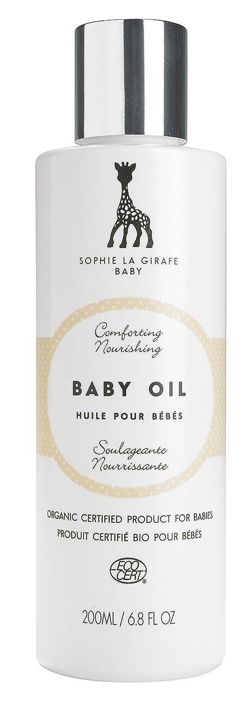 Sophie La Girafe Baby Oil - 6.8 oz SLG-705