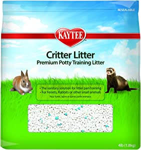 Kaytee Small Animal Potty Training Litter