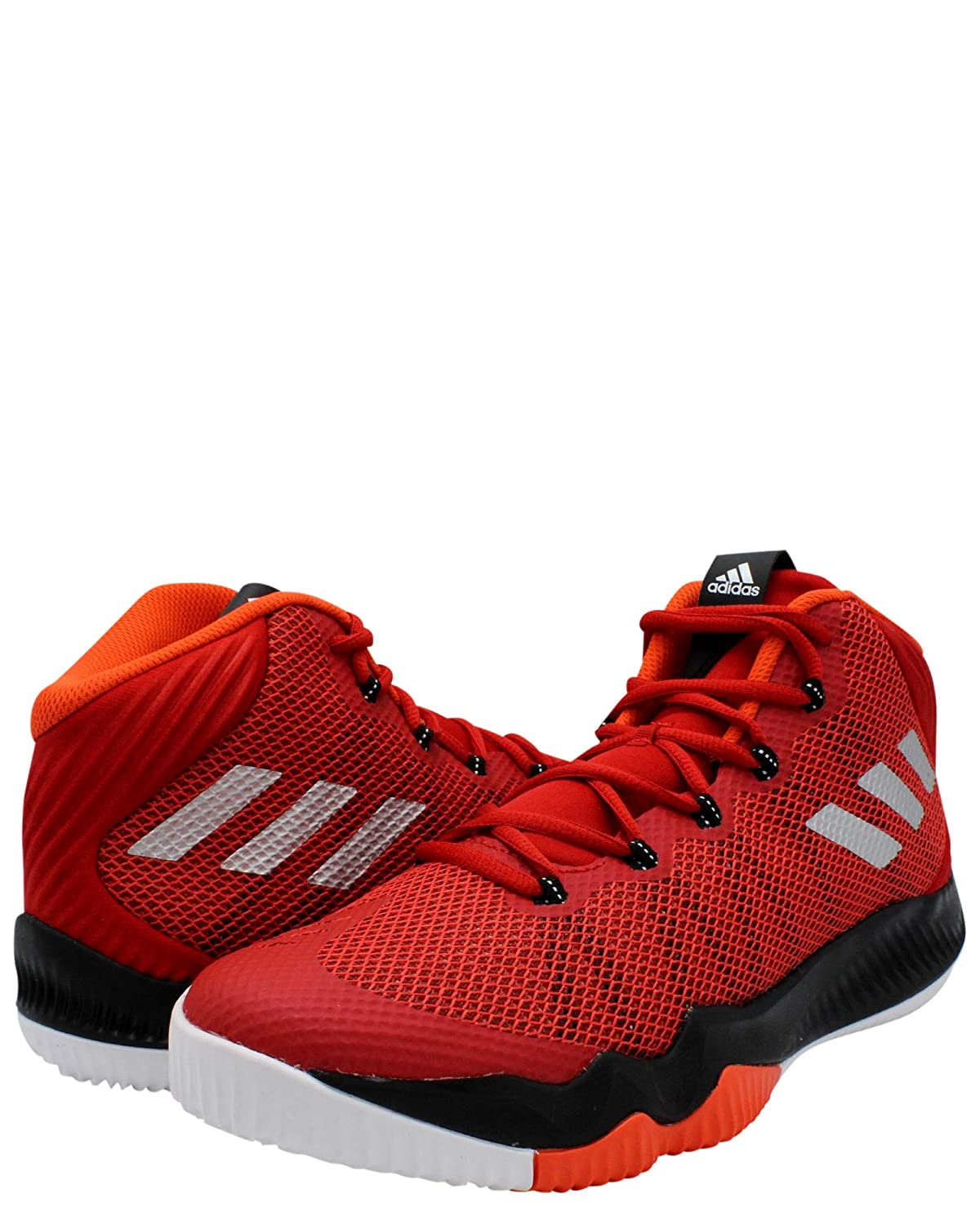 super popular 2acd8 e893f Amazon.com  adidas Crazy Hustle Mens Basketball Shoes  Baske