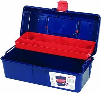 Tayg Caja de herramientas plástico n. 21, 310 X 160 X 130 mm ...