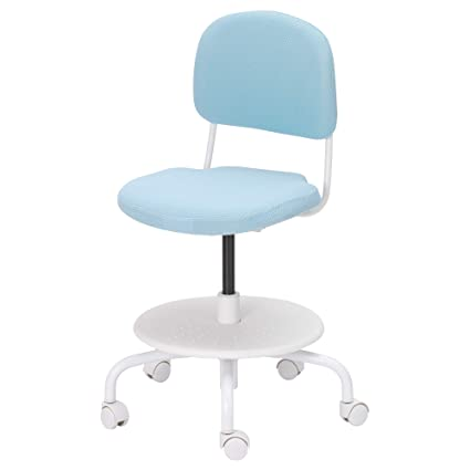 Ikea ergonomic office chair Task Image Unavailable Amazoncom Amazoncom Ikea 40424356 Vimund Childs Desk Chair Light