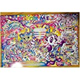 Color Me Lisa Frank 12 Posters Adult Coloring Book
