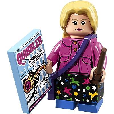 LEGO Harry Potter Series - Luna Lovegood - 71022: Toys & Games