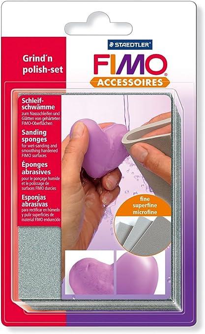 Fimo Accessory Grind/´N Polish-Set Staedtler