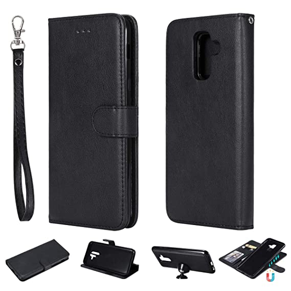 sale retailer f8542 7f38f Amazon.com: Galaxy A6 Plus (2018) Case, Gift_Source [Stand Feature ...