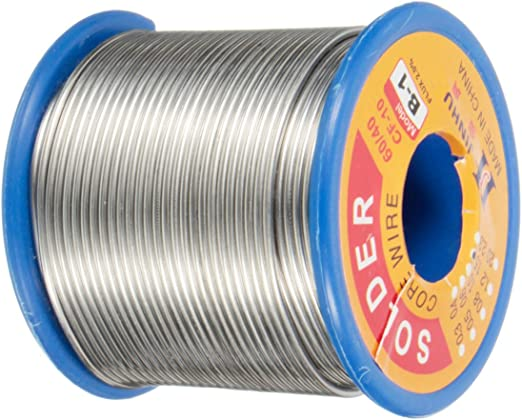 60//40 Tin//Lead Flux 2.0/% 0.8mm rosin flux solder wire Roll 100 gms
