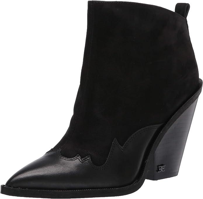 Choose SZ//color Details about  /Sam Edelman Women/'s Ilah Western Boots Mule