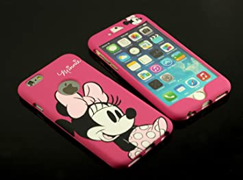 custodia iphone 6 minnie